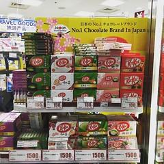 KitKatはバリエーション豊か