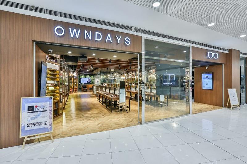 Owndays SM Megamall