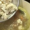 #Broccoli #Cauliflower #Chicken #Soup #homemade #Food #CucinaDelloZio -
