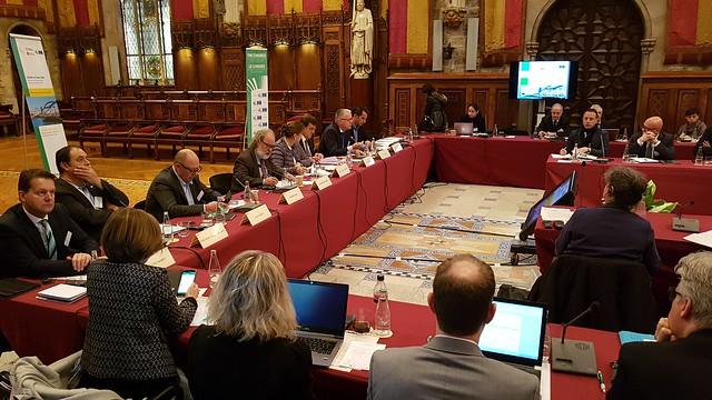 Summit of Mayors - Barcelona - 15 November 2017