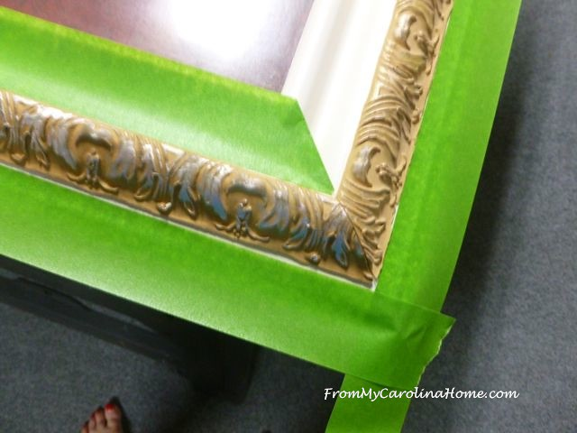 Frame DIY Projects at From My Carolina Home