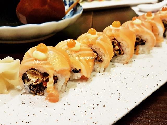 Jin Sushi Roll