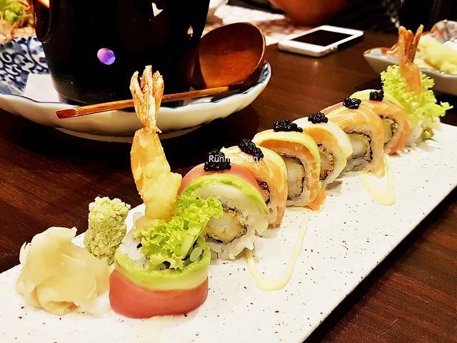 Variety Sushi Roll