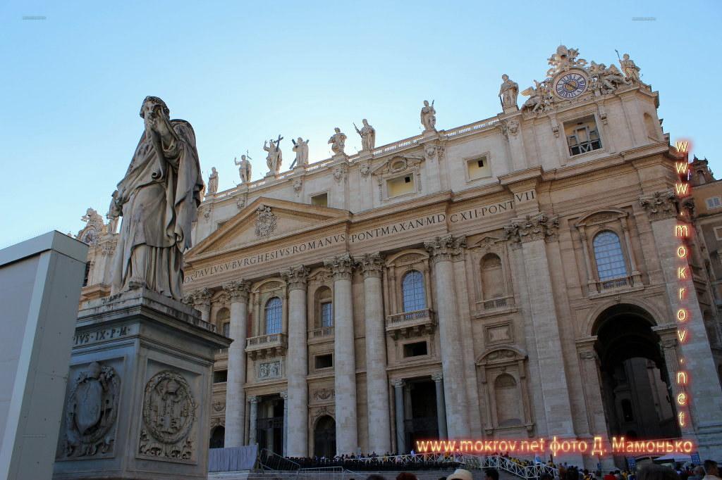Государство — город Ватикан в этом альбоме фотоработы