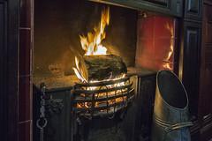 Fireplace face