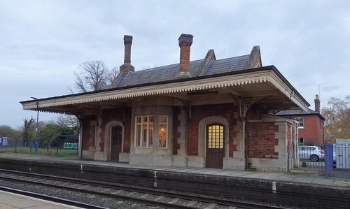 Culham Station