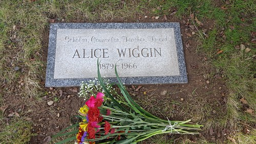 Alice Wiggin Recognition - 11/18/17