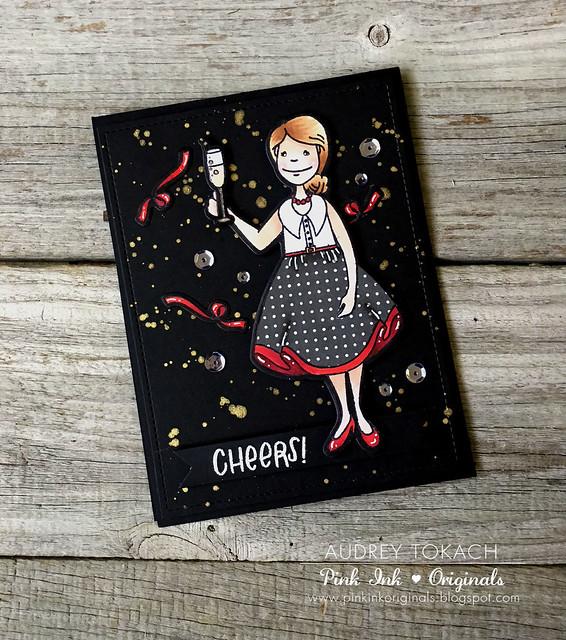 Celebration Lady