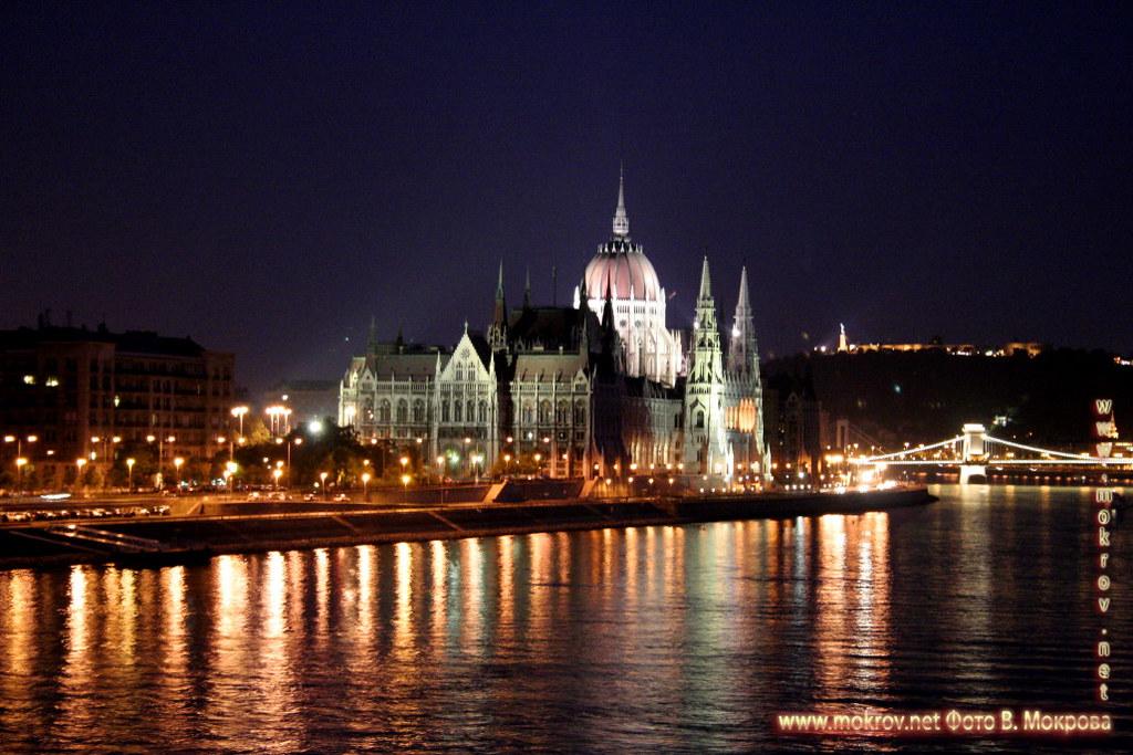 Столица Венгрии - Будапешт фотоработы.