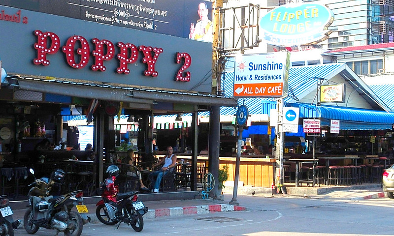 Soi 8 Pattaya Hotels Bars Babes