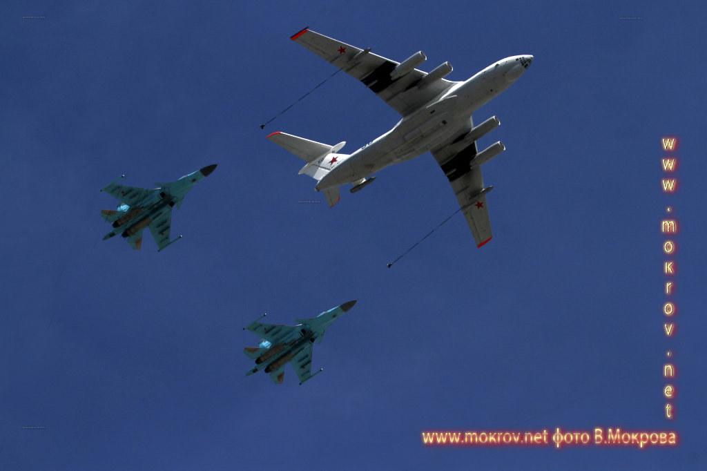 Су-34 Парад победы 2015