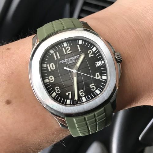 timezone sales corner wtb patek phillipe aquanaut 5167 green