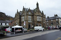 The Town Hall, Settle, Yorkshire, England UK