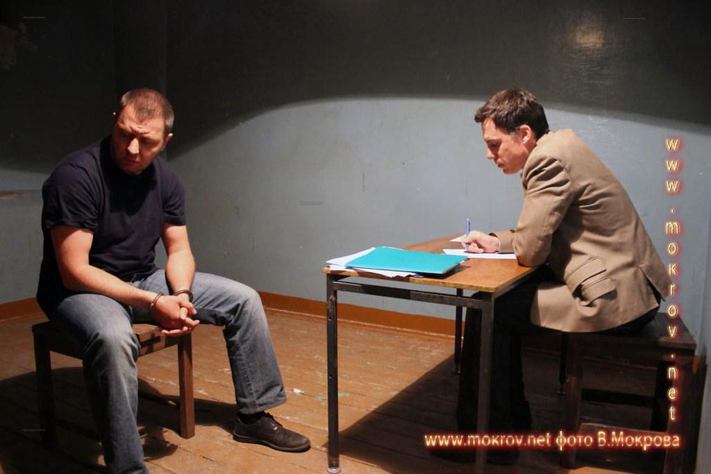 Телесериал «Карпов» фоторепортажи
