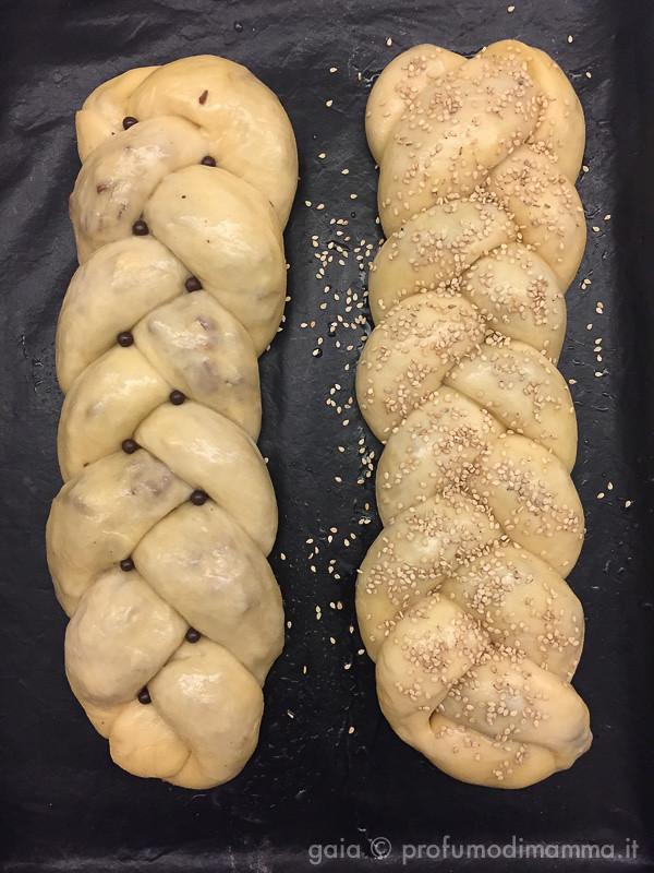 Pan dolce del sabato