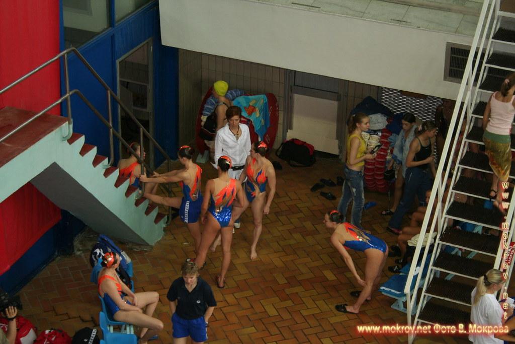 Сборная команда России по синхронному плаванию фоторепортажи