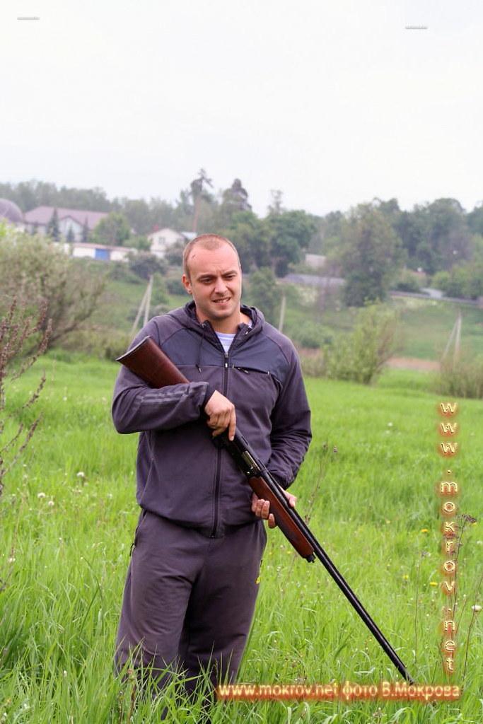 Максим Щеголев.