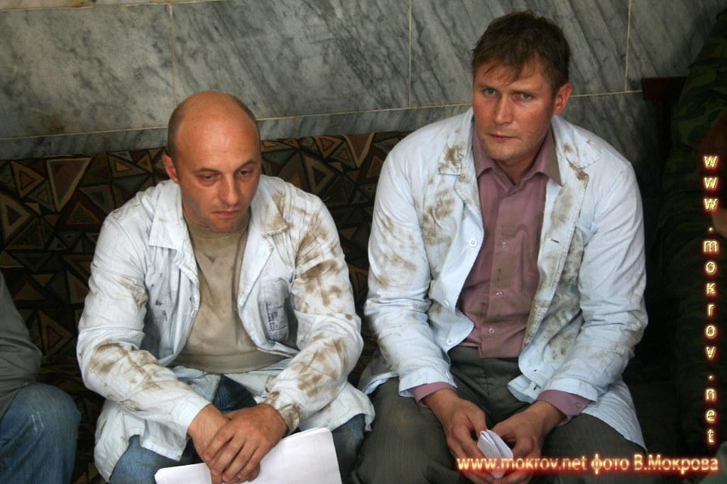 Малашкин Алексей Мамонов Иван - Ученые.