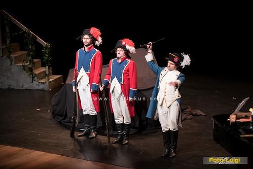 """U Gervaisu izvedena predstava """"Giorgio Surian predstavlja Seviljskog brijača"""""""