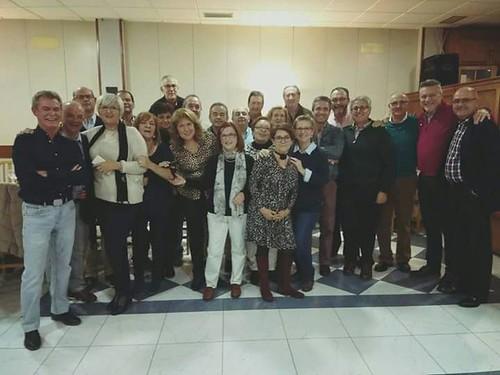 Encuentro de antiguos alumnos del IES Virgen de Valme
