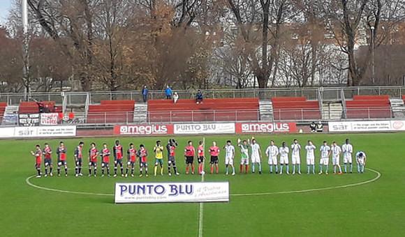 Legnago-Virtus Verona 0-3: sigillo rossoblu sul derby