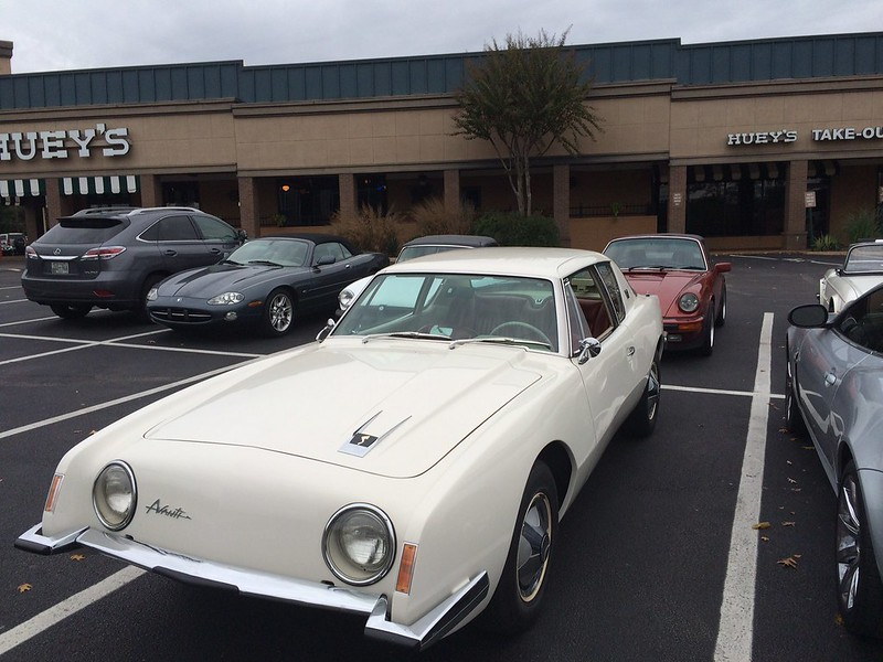 11/15 BSCC Cars & Coffee