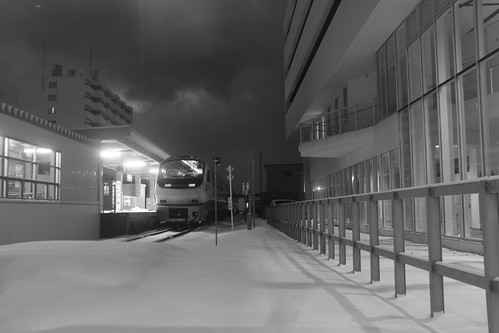 02-12-2017 Wakkanai Station (2)