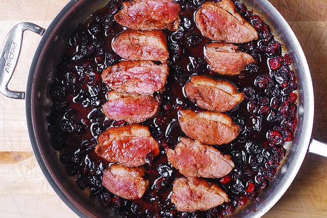 crispy skin duck breast recipes