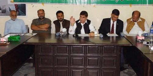 AJK-APHC Holds Seminar on Rights Abuses in IOK