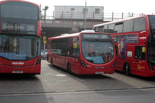 Go-Ahead London WS66 SK66HSC
