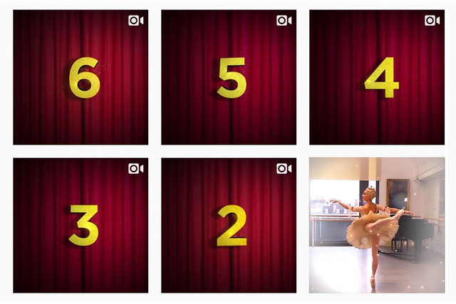 Royal Opera House Instagram Advent Calendar
