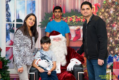 Santa at Teecs-140