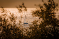Sailboat, Ionian Sea