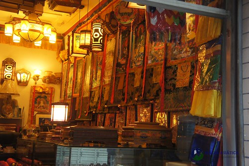Barrio tibetano de chengdu 23