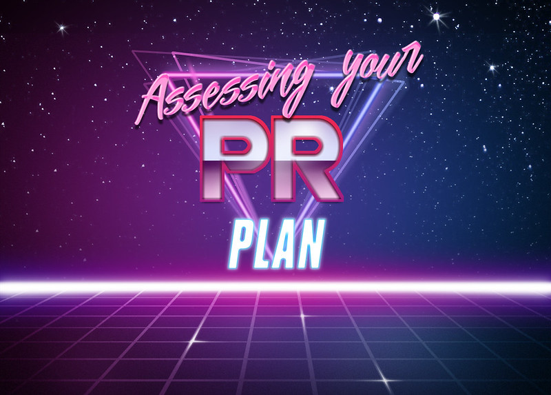Assessing your PR plan