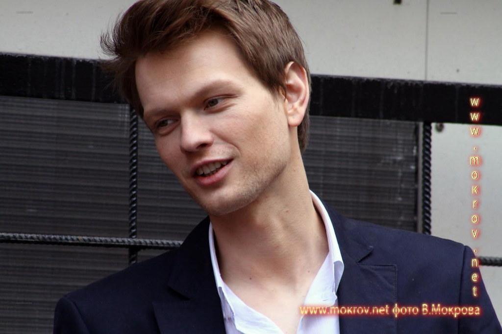 Степан Рожнов в телесериале «Карпов».