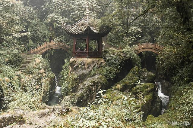 Montaña sagrada de Emei Shan