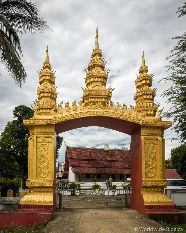 Laos Border & Luang Prabang-21