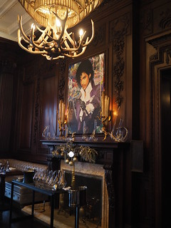 Purple Rain era Prince at Casa Loma