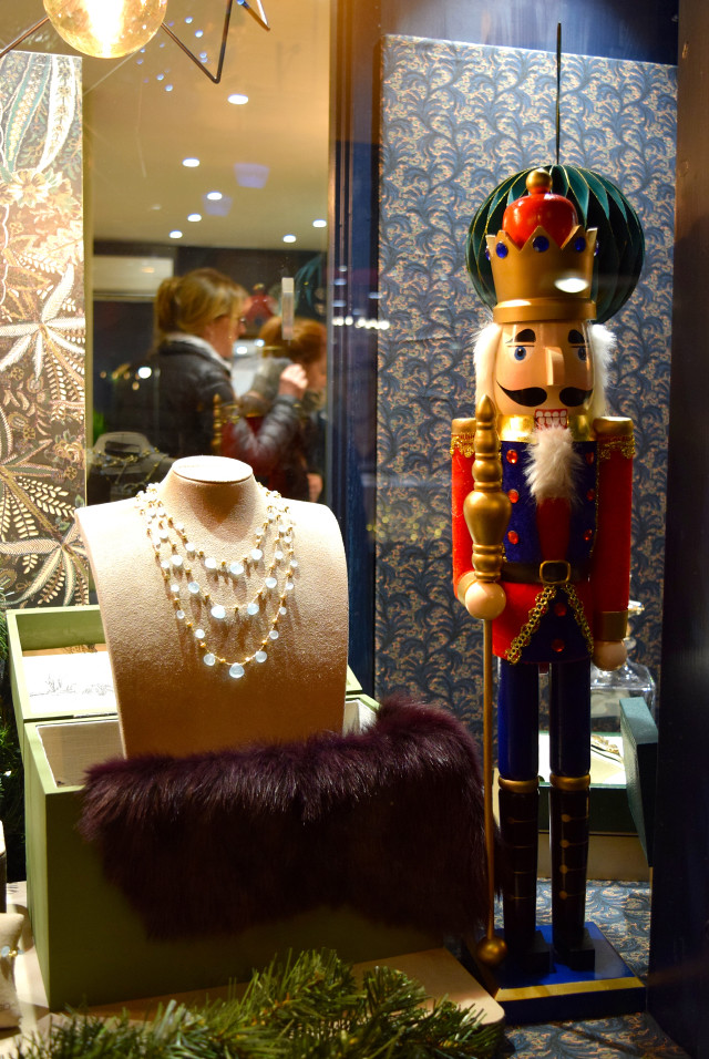 Fitzgerald Jewellers Christmas Windows, Canterbury #christmas