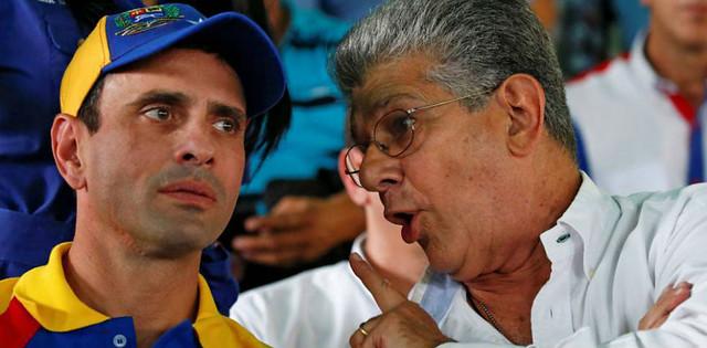 Principal organização opositora venezuelana, a MUD opta por desaparecer