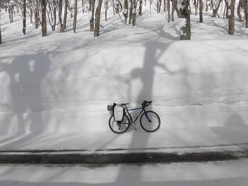 雪のカッベ