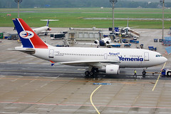 Yemenia - Yemen Airways | Airbus | A310-325 | F-OHPS