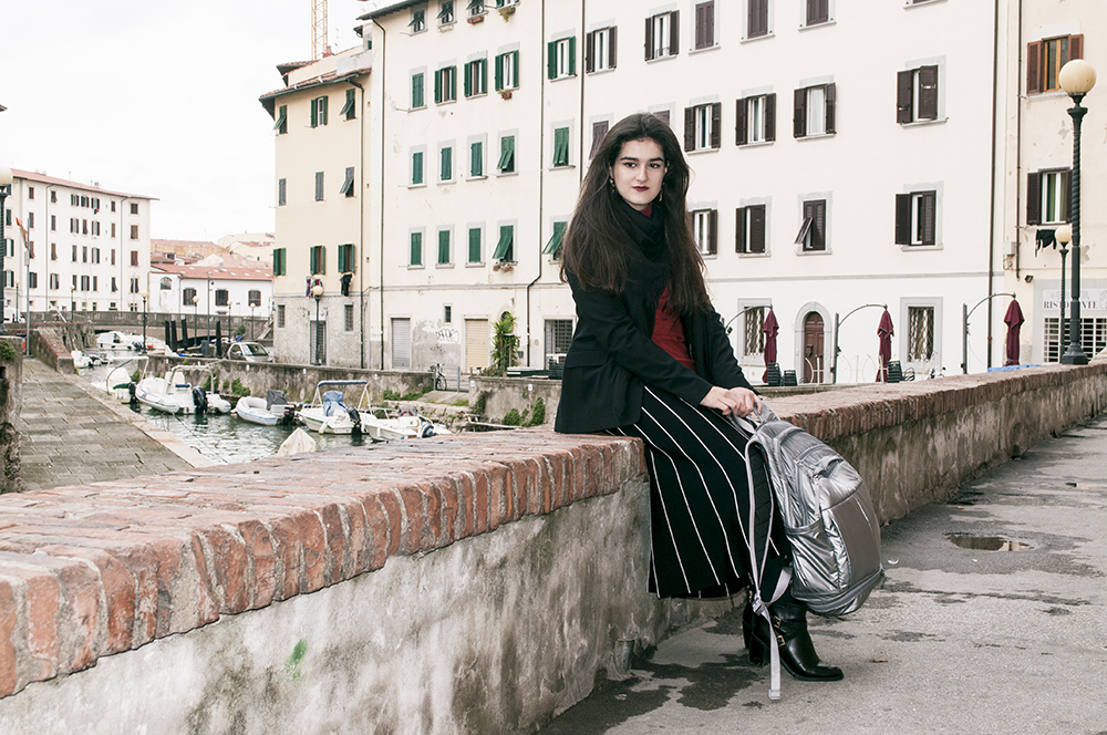 something fashion blogger influencer streetstyle firenze spain italianbloggers erasmus student culotte pants livorno pisa traveling europe_0432 copia