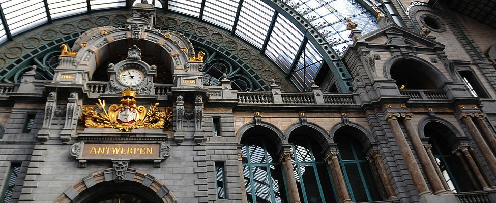 Fijne binnenkomer in Antwerpen, het Centraal Station | Mooistestedentrips.nl
