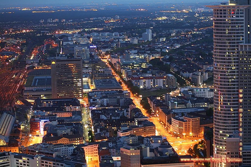 Германия - Города Франкфурт на Майне фотографии