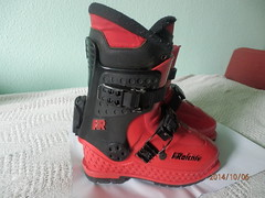 Raichle-skialpové boty,vel. EU 5 - titulní fotka