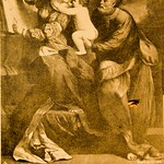 1911 Foto Alinari 001, Sacra Famiflia,G. Luteri Il Dosso - https://www.flickr.com/people/35155107@N08/