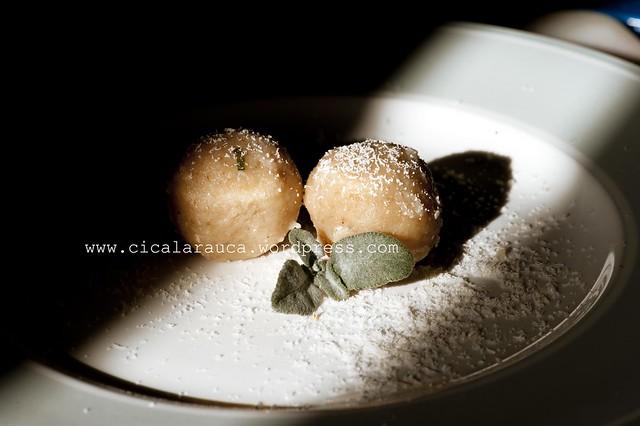 gnocchi di pangrattato