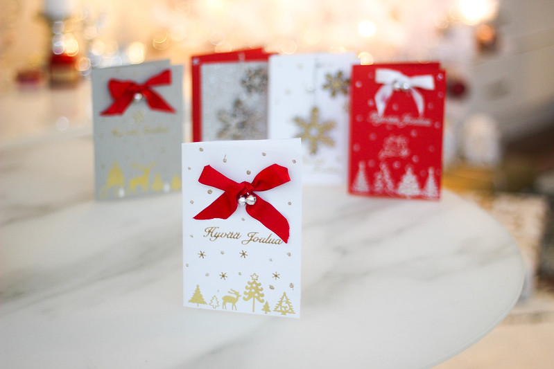 diy joulukortit blogi